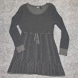 Daisy Fuentes Long Sleeve Dress/tunic